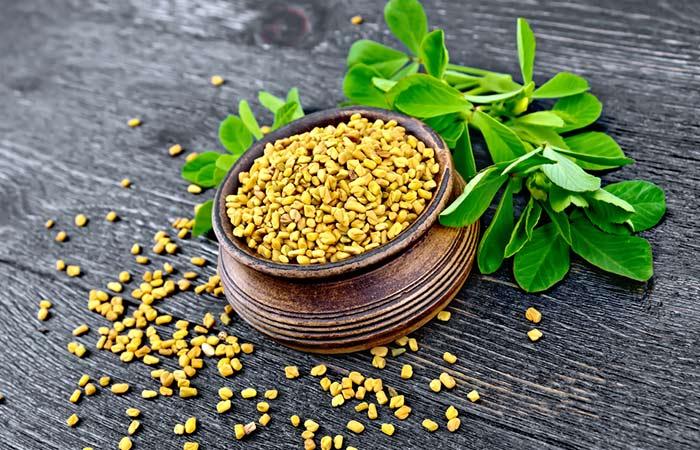 13. Fenugreek Seeds