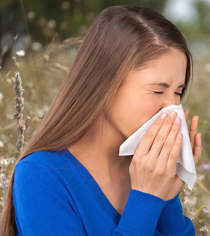 14 Home Remedies For Dust Allergy