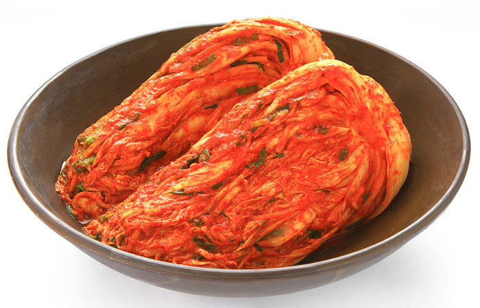 Foods That Aid Digestion - Kimchi