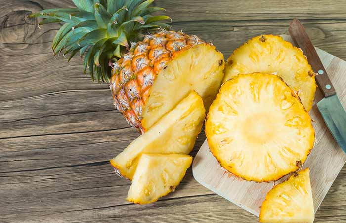 Home Remedies For Phlegm (Mucus) - Pineapples