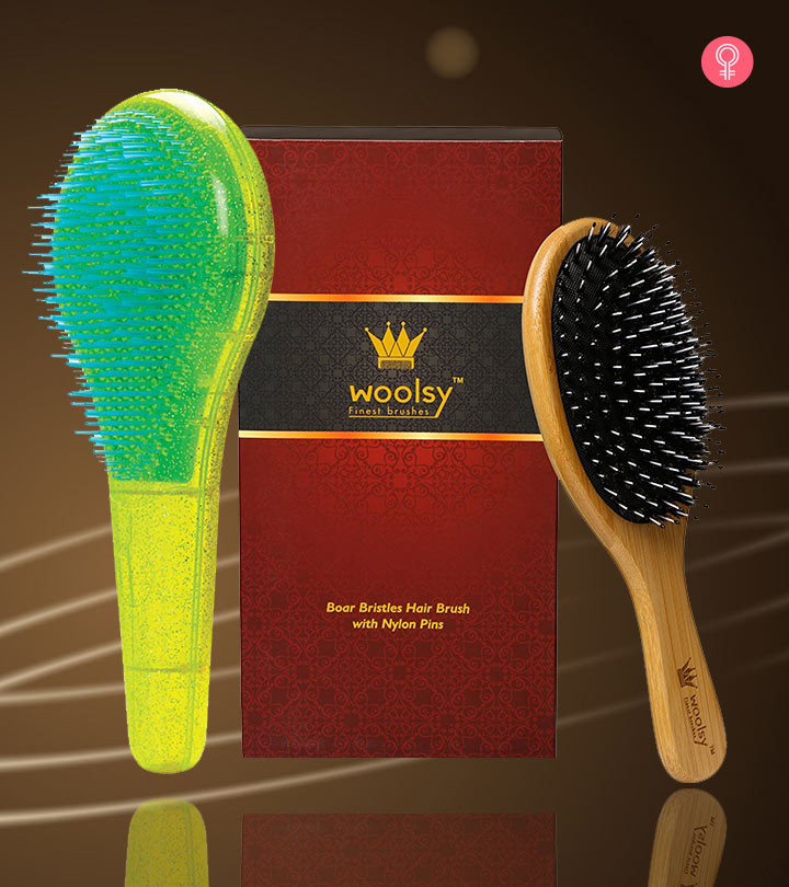 15 Best Detangling Brushes For Hair Available In India