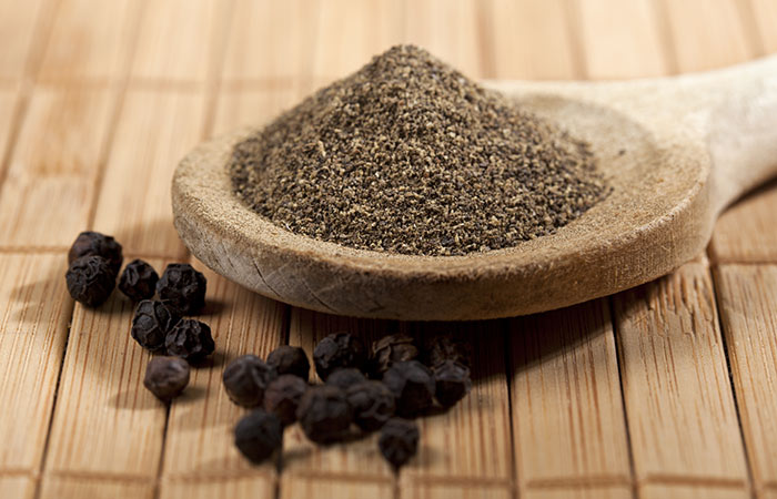 15. Black Pepper