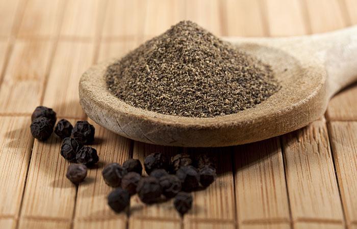 15. Black Pepper