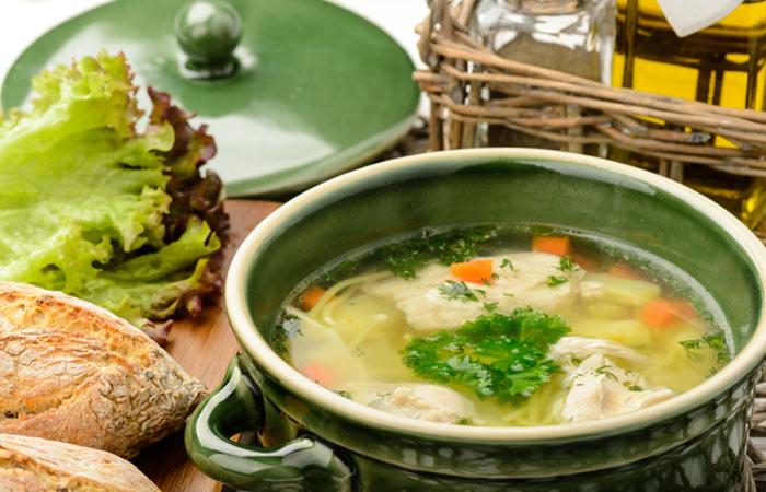 15. Soup
