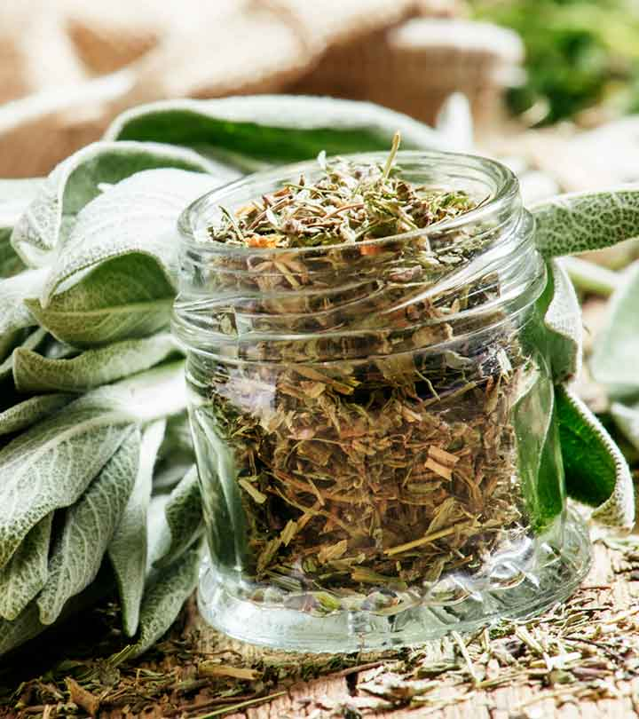 10 Amazing Benefits Of Sage Herb (Kamarkas) For Skin, Hair