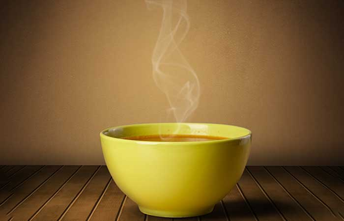Home Remedies For Phlegm (Mucus) - Soups