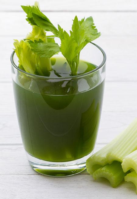2. Celery Juice