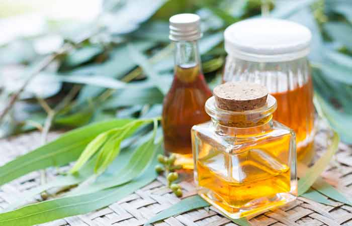 2. Eucalyptus Oil