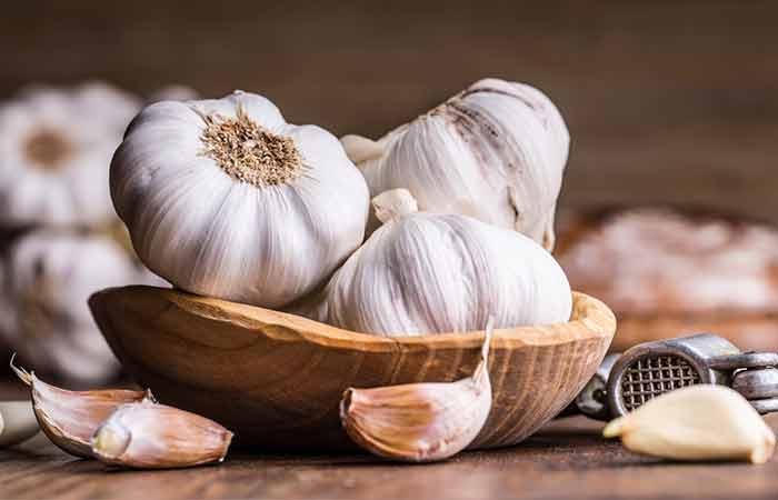 2. Garlic