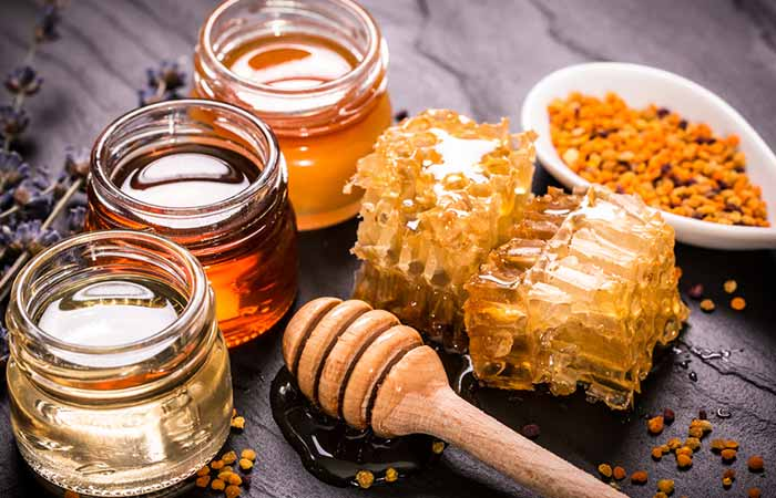 Home Remedies For Dust Allergy - Honey