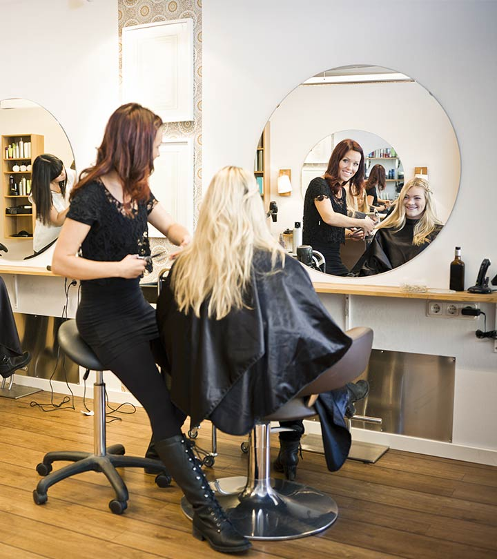 20 Best Hair Salons In Bangalore