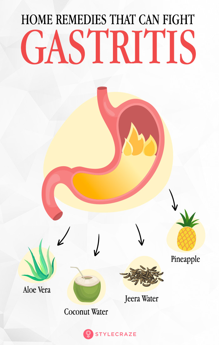 21 Effective Home Remedies For Gastritis That Give Instant