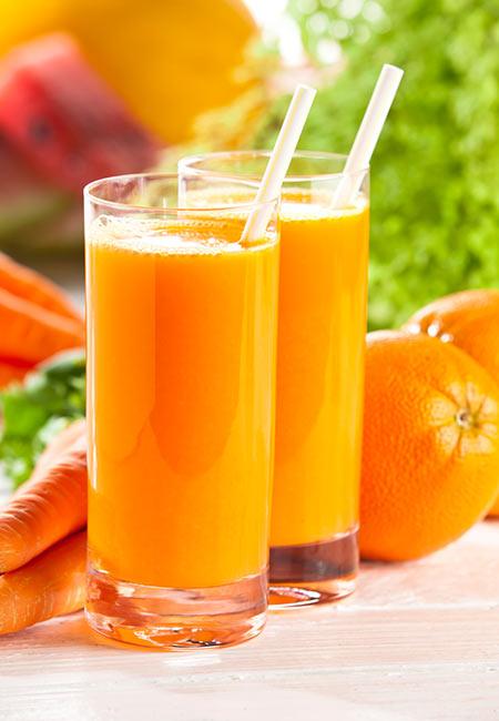 22. Orange, Carrot, And Beet Juice