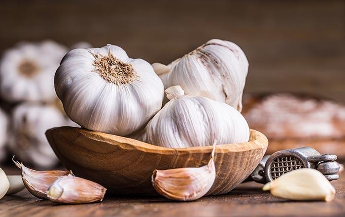 23. Garlic