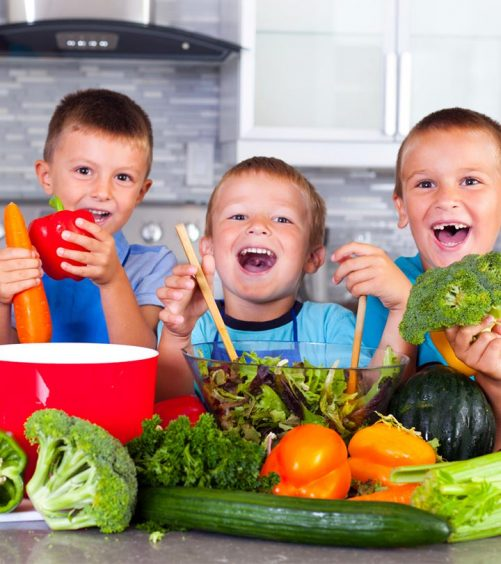 Top 18 Super Healthy Foods For Your Kids