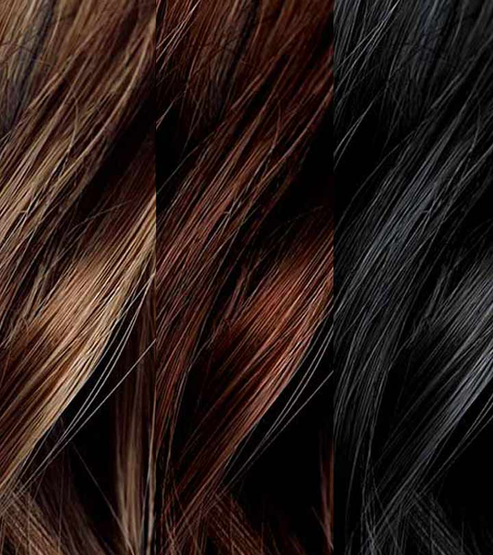 Hair Colour Guide Which Colour Suits You The Best