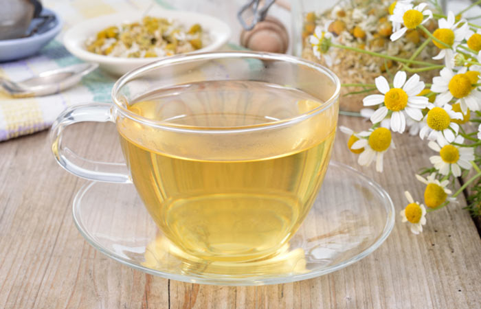 25. Chamomile For Cold