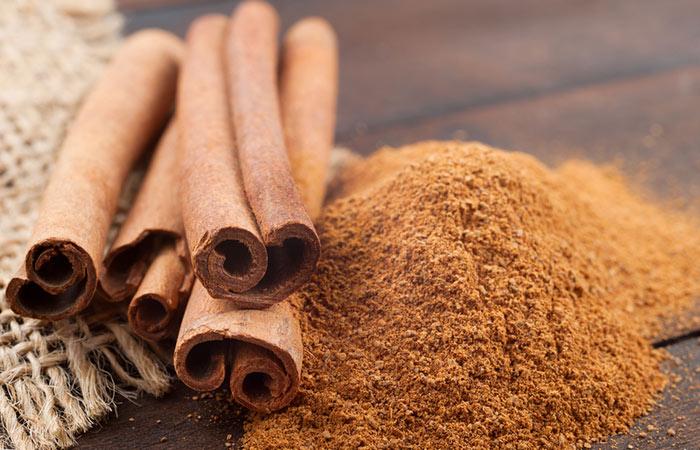 3.-Cinnamon