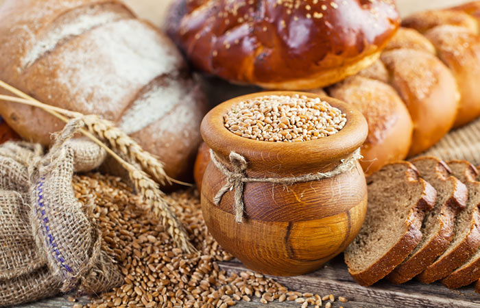 Foods That Aid Digestion - Whole Grains