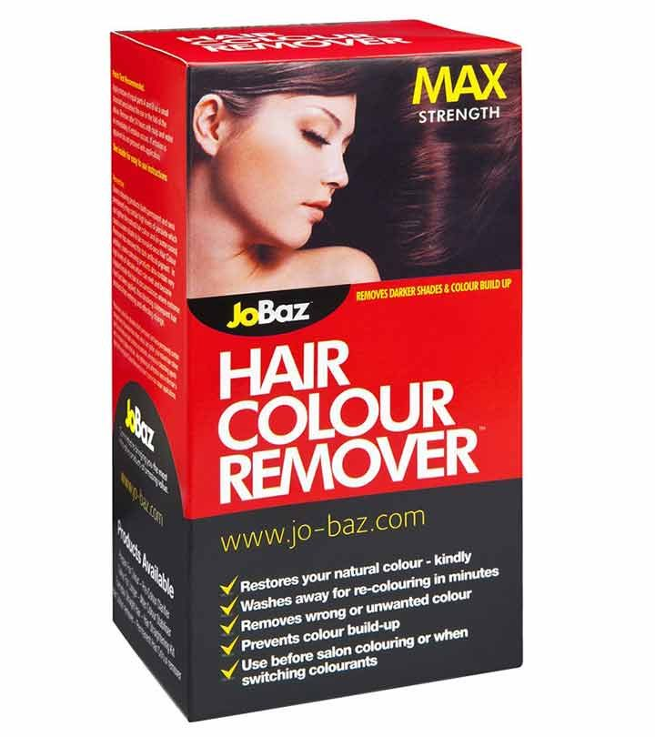 Best Hair Colour Remover Avaiable In India - Our Top 10 Picks