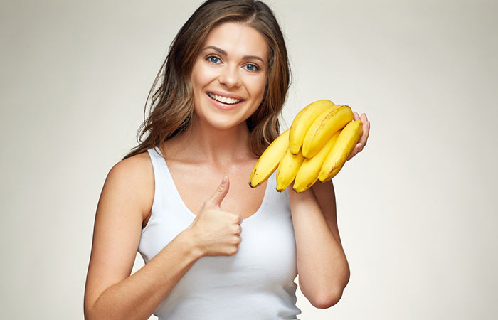 Foods That Aid Digestion - Banana