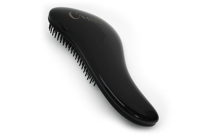 4. Crave Naturals Glide Thru Detangling Brush