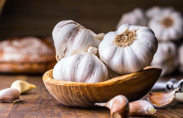 4. Garlic