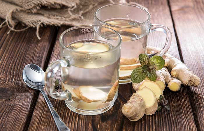 Home Remedies For Phlegm (Mucus) - Ginger