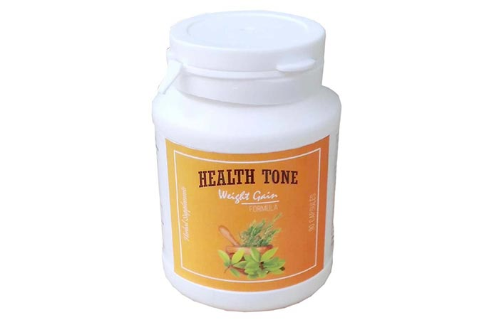 Weight Gain Pills - Health Tone Weight Gain Capsules
