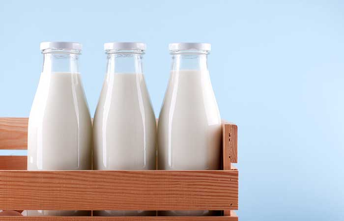 Home Remedies To Get Rid Of Indigestion - Milk