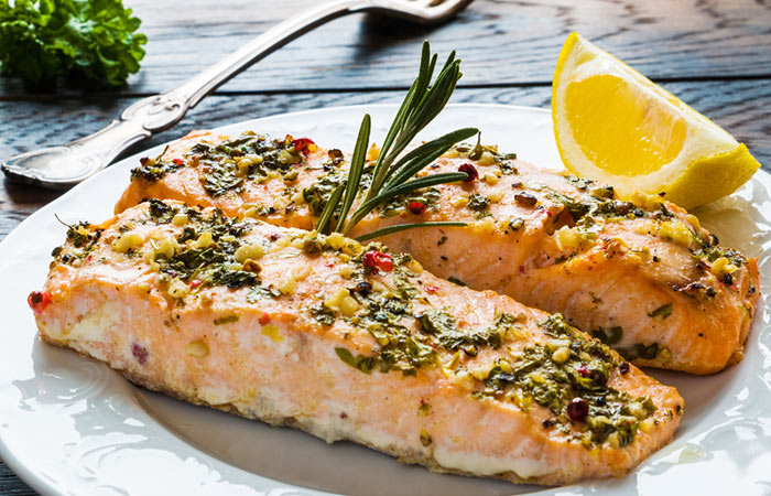 Foods That Aid Digestion - Fish