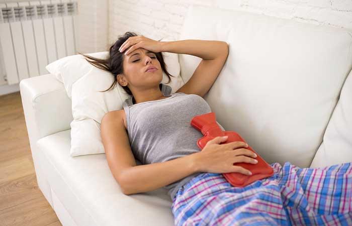 5. Treats Menstrual Pain