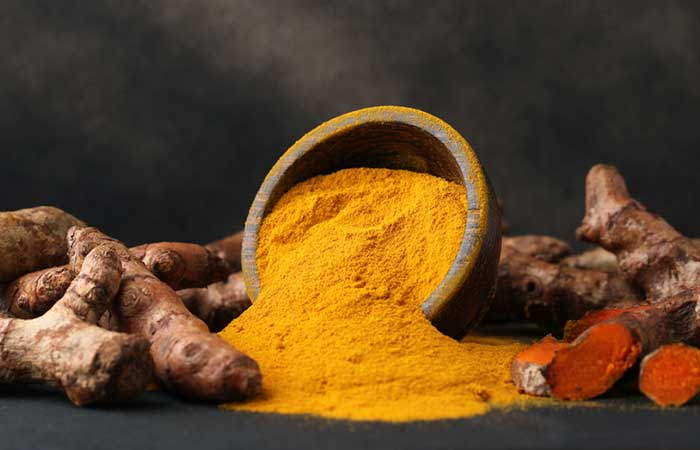 Home Remedies For Dust Allergy - Turmeric