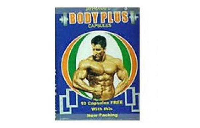 Weight Gain Pills - Body Plus Capsules