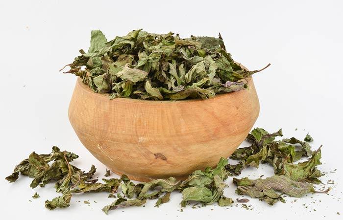 6. Mint Leaves