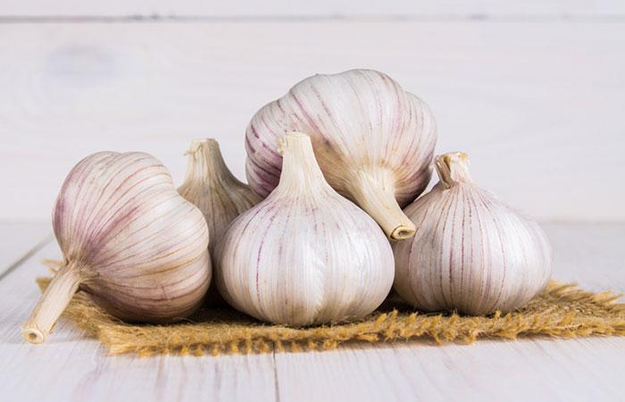 7. Garlic Paste Or Oil