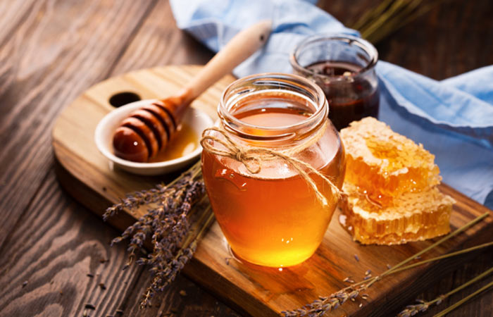 7. Honey For Common Cold
