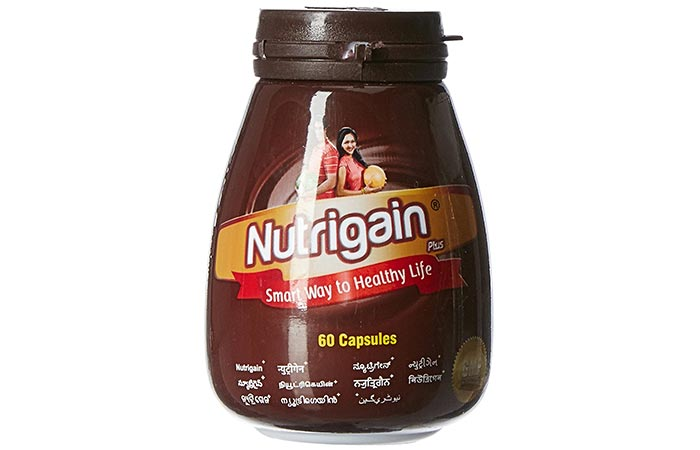 Weight Gain Pills - Nutrigain Plus Capsules