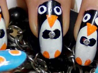 731-Penguin-Nail-Art-Tutorial-With-Detailed-Steps-&-Pictures