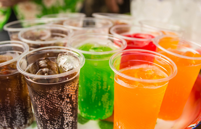 Foods To Avoid Digestion Problems - Aerated Drinks