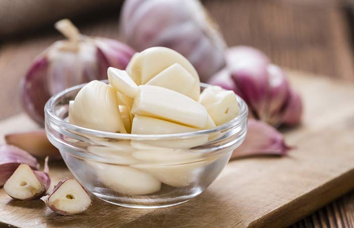 Treat Diabetes - Garlic