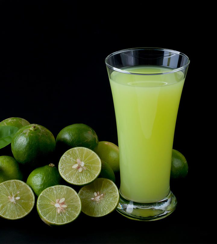 8 Proven Health Benefits Of Lime Juice For Pregnant Women