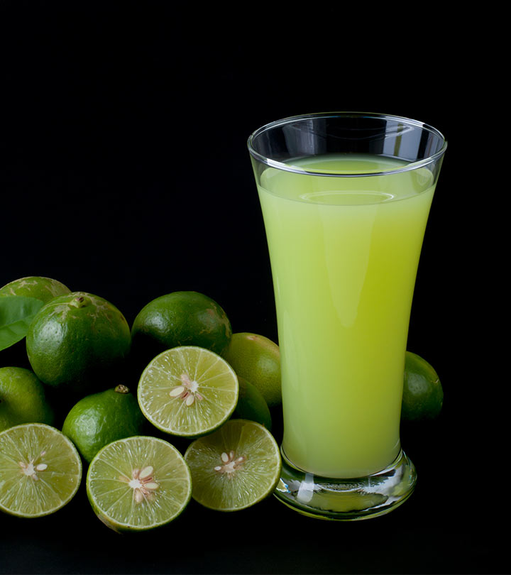 822_8 Proven Health Benefits Of Lime Juice For Pregnant Women_shutterstock_116050549