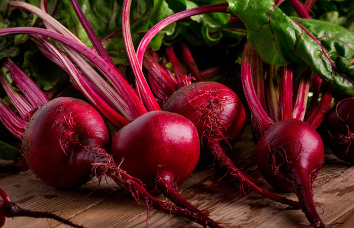 Foods That Aid Digestion - Beetroot
