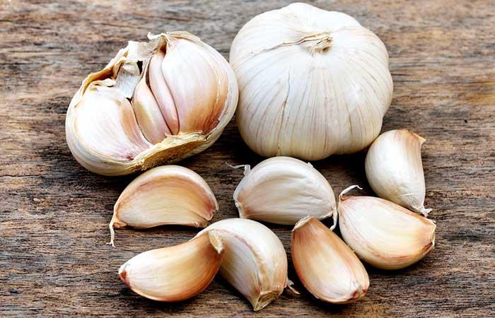 9. Garlic