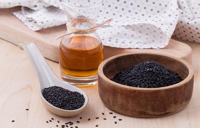 9. Kalonji (Black Seed) Oil
