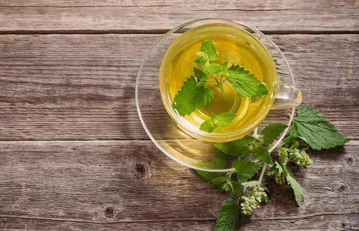 Home Remedies For Dust Allergy - Peppermint Tea