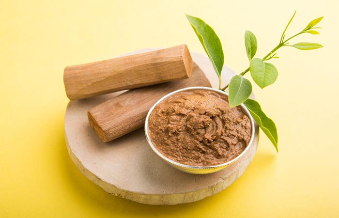 9. Sandalwood For Blood Blisters