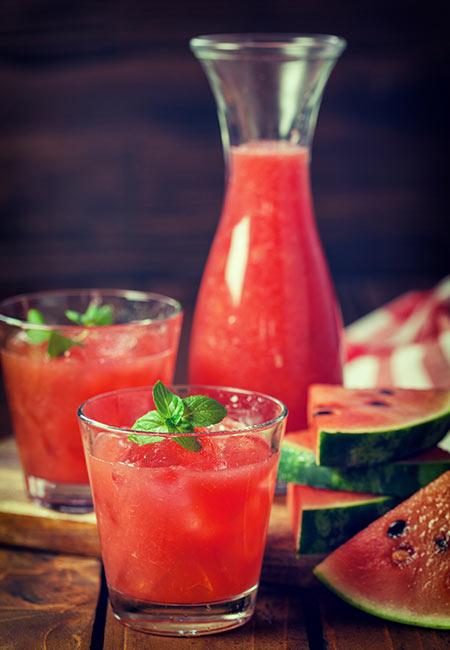 9. Watermelon Juice