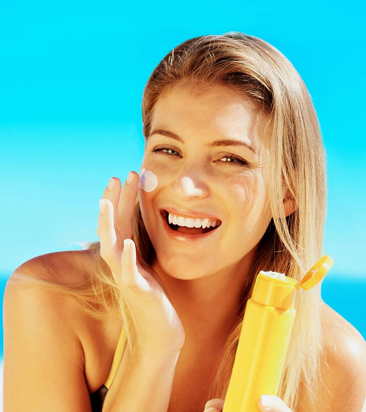 6 Side Effects Of Using Sunscreen You Should Be Aware Of